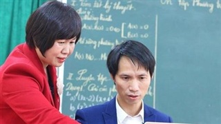 Bộ GD-ĐT sẽ tập huấn dạy học trực tuyến cho giáo viên trong tuần này