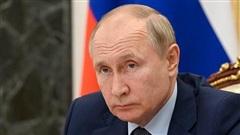 Tổng thống Putin ký sắc lệnh gia hạn trừng phạt phương Tây