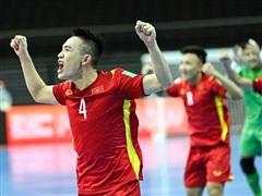Vòng 1/8 FIFA Futsal World Cup 2021: Bóng đá châu Á lập kỳ tích