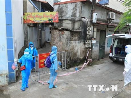 Hà Nội: Cách ly tạm thời khu dân cư Hà Đông có ca mắc COVID-19