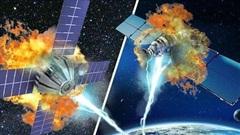 Tướng Mỹ lo Nga bắn hạ vệ tinh