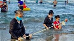 Vũng Tàu dự kiến cho phép người dân tắm biển theo khung giờ quy định