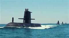 Australia cần tàu ngầm hạt nhân để giải quyết vấn đề lớn