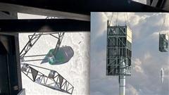 Máy bay mang 70 tấn tên lửa hành trình Mỹ phóng đạn
