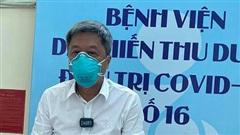 Những tín hiệu khả quan trong điều trị Covid-19 tại TP Hồ Chí Minh