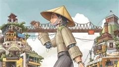 Cuộc thi vẽ minh họa 'Hà Nội là...': Những cảm nhận đa sắc về Thành phố Sáng tạo
