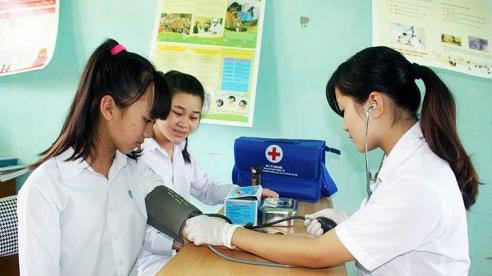Đề xuất quy định về y tế trường học trong cơ sở giáo dục đại học, nghề nghiệp
