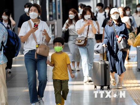 Hàn Quốc lo ngại dịch COVID-19 diễn biến xấu sau kỳ nghỉ Trung Thu