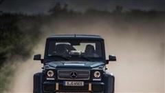 Mercedes-Maybach G 650 Landaulet là mẫu SUV đắt giá nhất thế giới