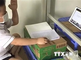 Hà Nội đề xuất giảm học phí 25% khi học trực tuyến