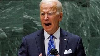 Tổng thống Joe Biden khẳng định vai trò lãnh đạo của Mỹ trong phát biểu tại Đại hội đồng LHQ