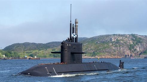 Câu trả lời của Nga về tàu ngầm công nghệ AIP