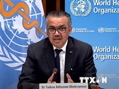 Đức ủng hộ ông Ghebreyesus giữ chức Tổng Giám đốc WHO nhiệm kỳ thứ 2