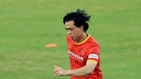 Công Phượng, Tiến Linh lần lượt ghi bàn, tín hiệu tốt cho hàng công của tuyển Việt Nam