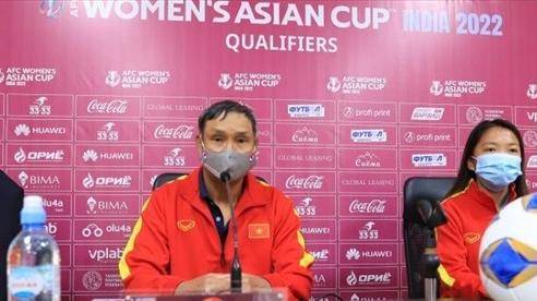 ĐT nữ Việt Nam đặt quyết tâm cao trước trận ra quân ở vòng loại Asian Cup 2022