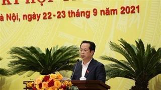 Hà Nội: Xem xét mở rộng, nâng mức hỗ trợ người khó khăn