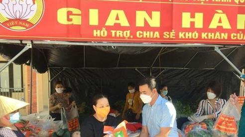 Gần 1.200 tỷ đồng đã được Thành phố Hà Nội hỗ trợ cho người dân bị ảnh hưởng Covid-19