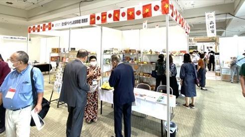 Hàng Việt Nam gây ấn tượng tại Hội chợ Osaka- Nhật Bản