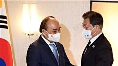 Chính phủ Hàn Quốc hỗ trợ Việt Nam hơn 1 triệu liều vắc xin trong tháng 10