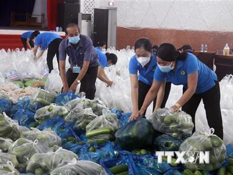 Kiên Giang hỗ trợ các địa phương phía Nam chống dịch COVID-19