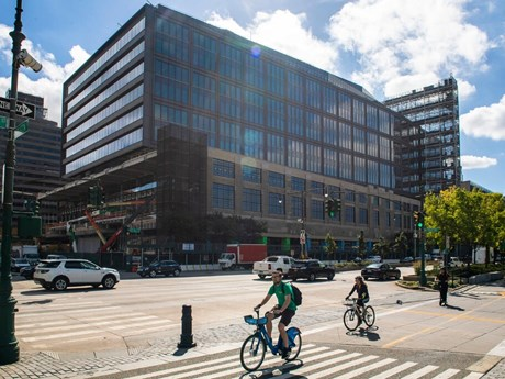 Google đầu tư 2,1 tỷ USD mua tòa nhà ở thành phố New York