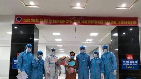45 ngày 'cân não' cứu sản phụ mắc Covid-19, phải chạy ECMO ở Đồng Nai