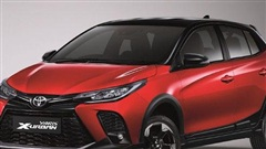 Toyota Yaris X-Urban 2022 ra mắt