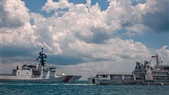 Mỹ-Indonesia cùng diễn tập hàng hải, tuyên bố thúc đẩy cam kết về Ấn Độ Dương-Thái Bình Dương