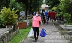 TPHCM: Gần 1.000 người dân đi 'tránh dịch' đã được đưa về nhà