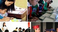 Xây dựng cơ sở dữ liệu về giáo dục và đào tạo