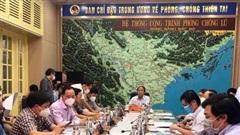 Phó Thủ tướng Lê Văn Thành chủ trì họp khẩn ứng phó bão số 6