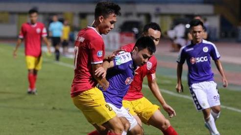 V-League 2021 không có nhà vô địch và đội rớt hạng