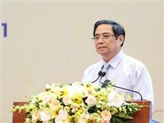 Thủ tướng: Phải thích ứng an toàn, linh hoạt với dịch bệnh COVID-19