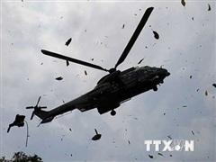Cote d'Ivore: Thời tiết xấu là nguyên nhân vụ tai nạn máy bay Mi-24