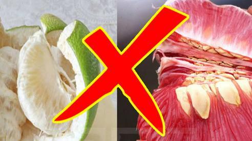 6 lưu ý khi ăn bưởi, ai cũng nên tránh kể cả bưởi ngọt