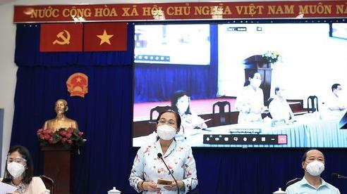 Chủ tịch HĐND TPHCM Nguyễn Thị Lệ: 'Kết quả tại huyện Củ Chi là thành quả chung của người dân'