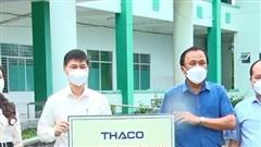 Quảng Nam tiếp nhận hệ thống oxy và khí nén phục vụ điều trị bệnh nhân Covid-19