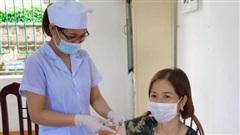 Thái Bình tiêm vaccine phòng Covid-19 đợt 10 cho đối tượng ưu tiên