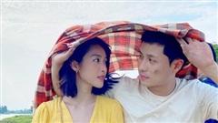 Loạt ảnh hậu trường 'tình bể bình' của Khả Ngân và Thanh Sơn trong 11 tháng 5 ngày