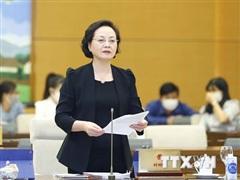 Bộ trưởng Nội vụ: Tổng biên chế năm 2022 không tăng so với năm 2021