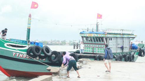Bão số 6 gây mưa lớn ở Trung Bộ, Tây Nguyên