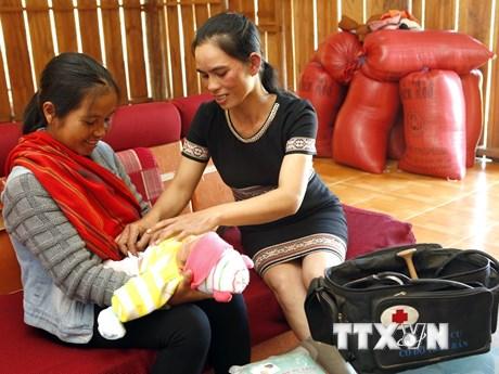Hơn 2 triệu USD hỗ trợ giảm tỷ lệ tử vong ở các bà mẹ dân tộc thiểu số