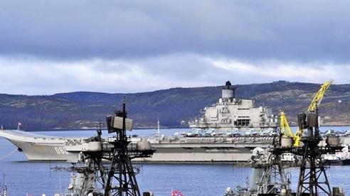 'Đô đốc Kuznetsov' trở lại biển cả trong sự nghi ngờ
