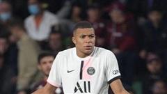 Mbappe lập kỷ lục xuất chúng tại Ligue 1 giữa ồn ào 'mắc bệnh ngôi sao'