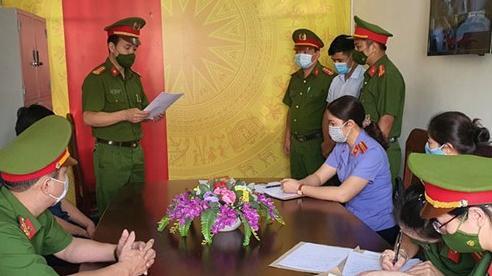 Khởi tố, bắt tạm giam Phó phòng Tài nguyên và Môi trường huyện Yên Minh, Hà Giang