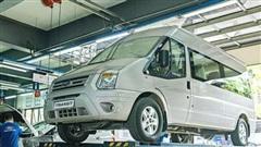 Cùng Ford Việt Nam chăm sóc xe mùa dịch