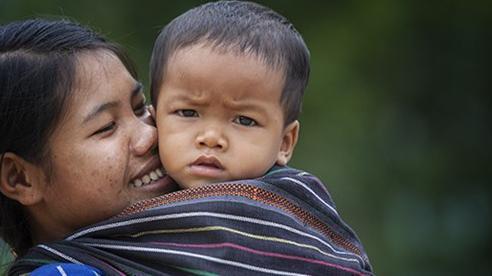 2 triệu USD giúp giảm tình trạng tử vong khi sinh con tại vùng dân tộc thiểu số