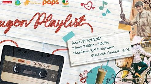 Đêm nhạc Saigon Playlist gây quỹ cho cộng đồng