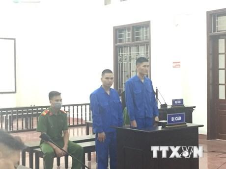 Hòa Bình: Tuyên án tử hình 2 bị cáo chở thuê số lượng lớn ma túy