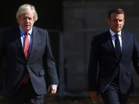 Thủ tướng Anh muốn khôi phục quan hệ hợp tác với Pháp